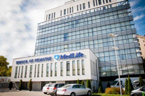 MedLife se pregătește de noi achiziții, majorând cu 10 milioane euro o linie de credit de la BCR