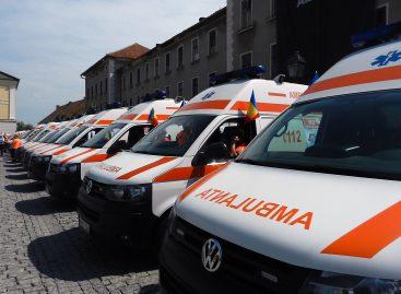 Ministerul Sănătății a aprobat 200 de posturi suplimentare pentru serviciile de ambulanță din țară