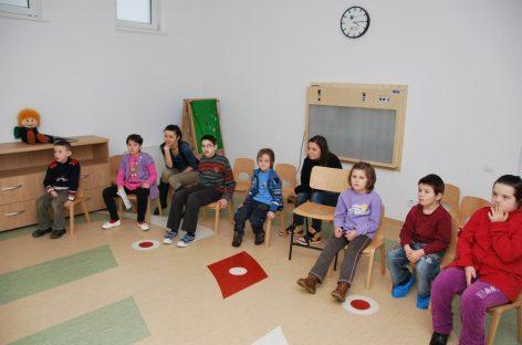 Club de educație și dezvoltare emoțională la Centrul NoRo