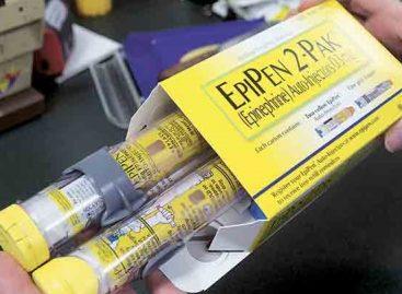 Prima versiune generică a medicamentului EpiPen pentru tratamentul de urgență al reacțiilor alergice severe, aprobată în SUA