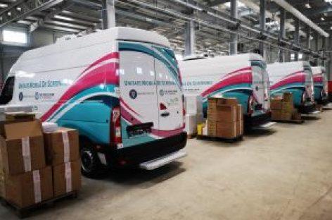 Ministerul Sănătății a cumpărat 8 unități mobile de screening pentru cancerul de col uterin