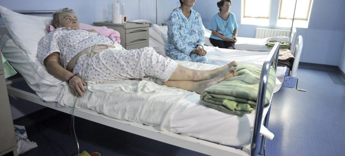 Sănătatea în România: peste 1,1 milioane de adulți se consideră bolnavi, cei mai mulți locuind în mediul rural