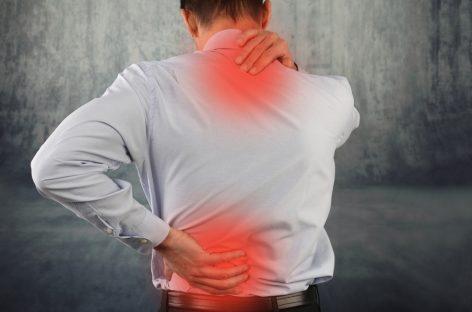 Radiografia durerilor din România: durerile coloanei vertebrale, ale genunchilor și ale șoldurilor, cele mai frecvente în 2019