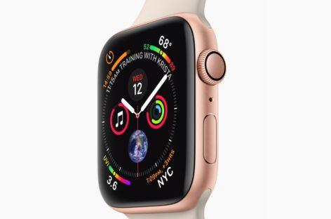 Ceasul Apple poate furniza electrocardiograme aproape de standardul medical