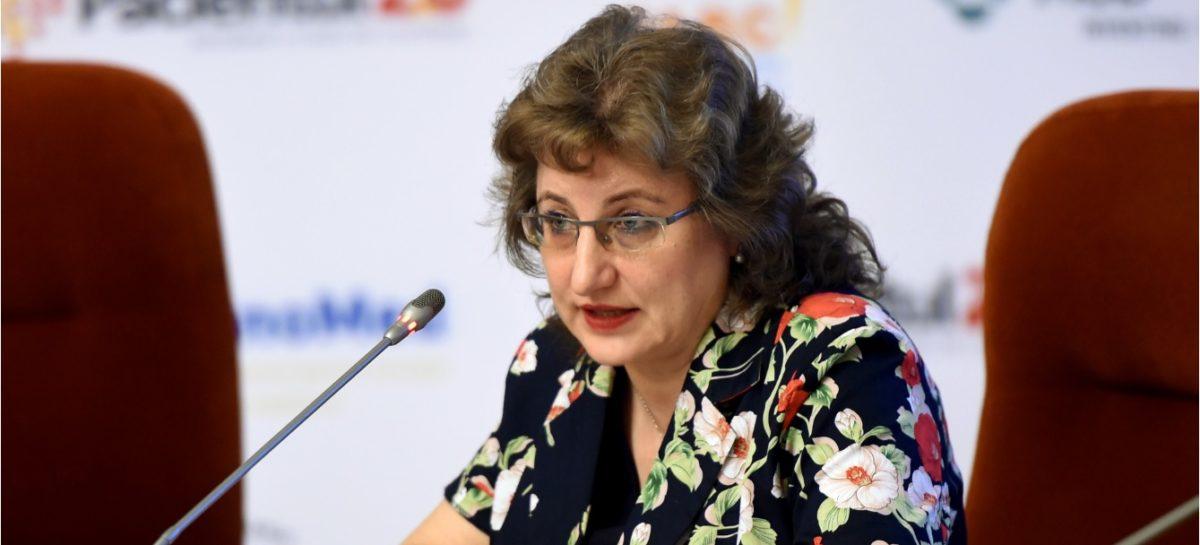 Diana Păun, avansată în poziția de consilier prezidențial de către Klaus Iohannis