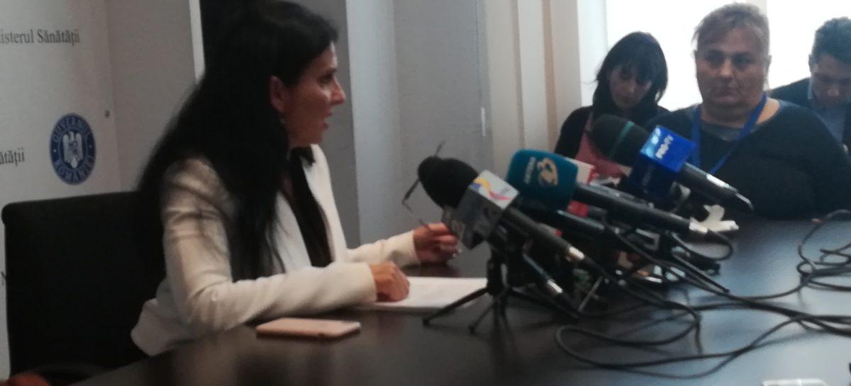 Sorina Pintea: Pacienții au depus până în prezent 73 de cereri pentru noile dispozitive decontate pentru monitorizarea diabetului