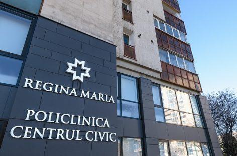 Rețeaua Regina Maria a deschis o policlinică în Brașov, după o investiție de 600.000 euro