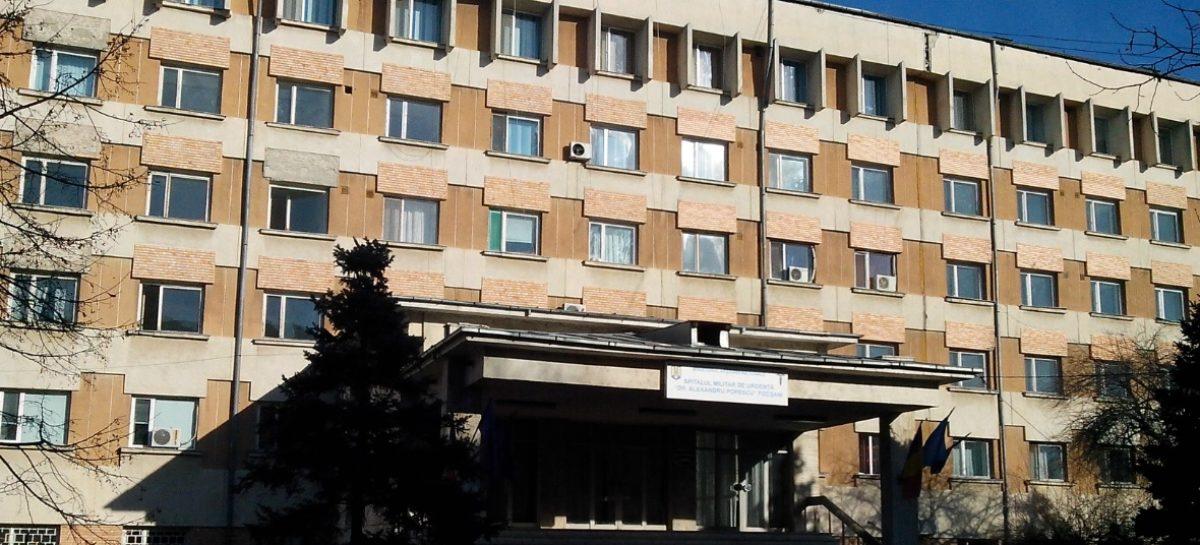 Spitalul Militar din Focşani, reabilitat cu 47 milioane lei în următorii patru ani