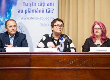 Testări gratuite pentru depistarea BPOC, boala care atacă pe rând toate organele și afectează anual un milion de români