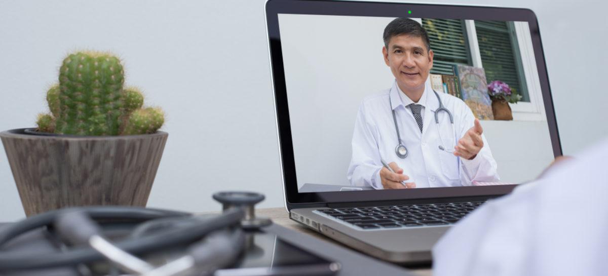 PALMED: Peste 50% din activitatea medicală privată din România se desfăşoară prin telemedicină