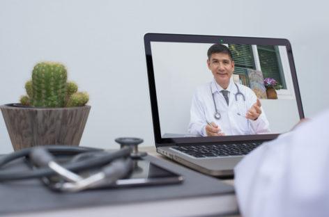 Studiu: Un sfert din consultațiile în unitățile sanitare private sunt realizate prin telemedicină