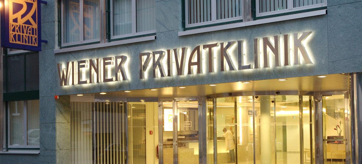 Pacienții români care doreau să se trateze la AKH Viena se pot programa la aceiași specialiști, în cadrul Wiener Privatklinik