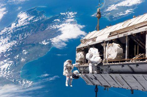 Munca în spațiul cosmic nu reduce speranța de viață a astronauților