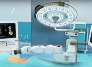 Spitalul de Neurochirurgie din Iași, prima unitate medicală din România dotată cu un robot Mazor X pentru chirurgie spinală şi neurochirurgie