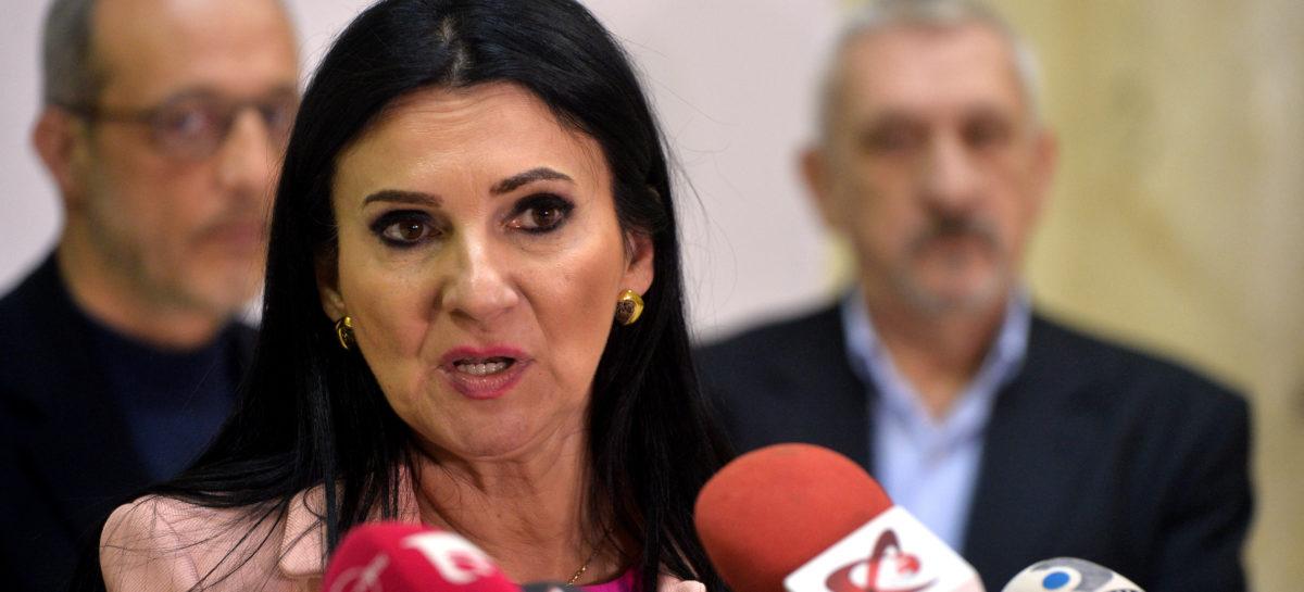 """Sorina Pintea se întoarce în funcția de manager al Spitalului Județean din Baia Mare: """"A fi ministru nu este o meserie"""""""
