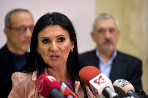 UPDATE: Sorina Pintea, suspectată de luare de mită într-un un contract al Spitalului Județean Baia Mare