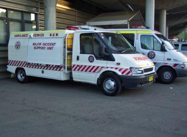 Buteliile de oxigen de pe ambulanțe pot fi contaminate cu stafilococ auriu, arată un studiu realizat în SUA