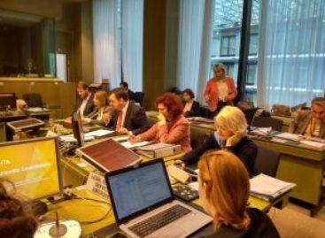 Prima reuniune a grupurilor de lucru de sănătate și produse farmaceutice la Bruxelles sub președinția românească a Consiliului UE, în care s-a discutat despre un regulament privind evaluarea tehnologiilor de sănătate
