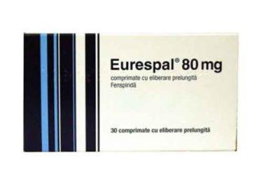 ANMDM anunță oficial retragerea de pe piața din România a medicamentului Eurespal, după decizia similară a autorităților franceze