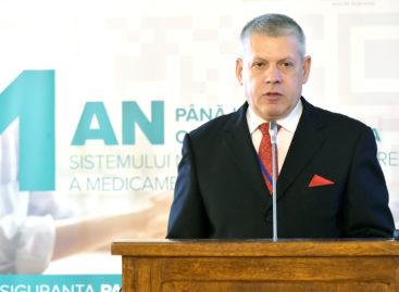 Dan Zaharescu, ARPIM: 270 de deținători de autorizații de punere pe piață, 68 de distribuitori de medicamente și 23 de spitale sunt deja în SNVM