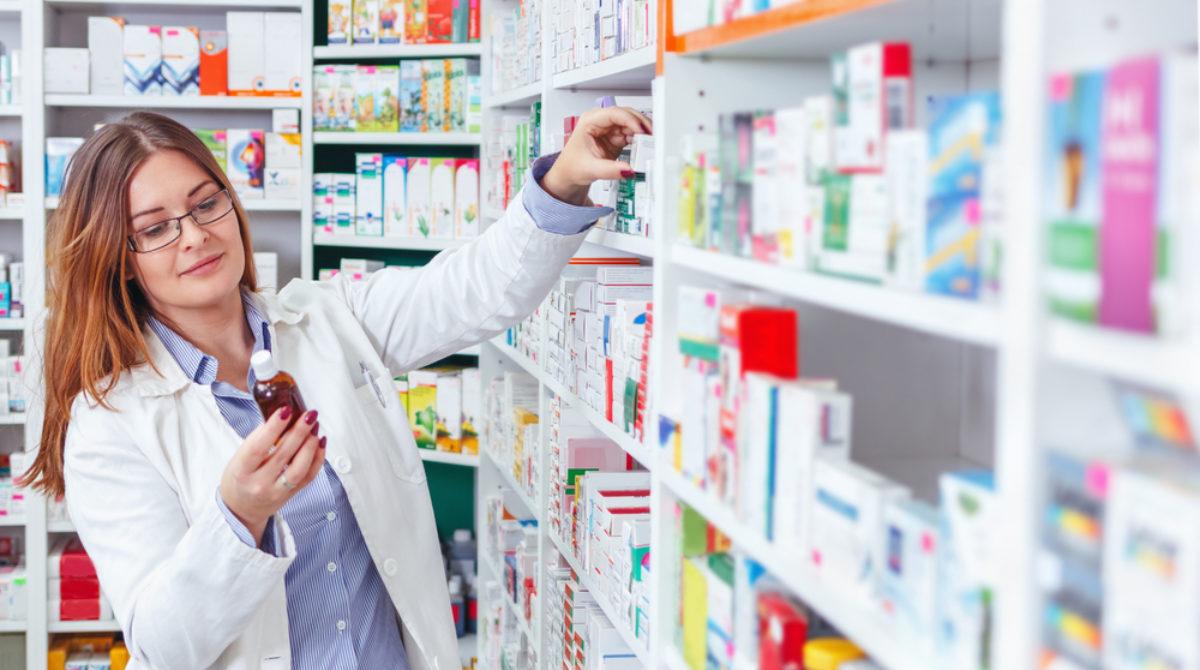 Numărul de farmacii din România, în scădere pentru al doilea an la rând
