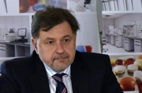 Prof. univ. dr. Alexandru Rafila: În România se raportează de 10 ori mai puțineinfecţii asociate asistenţei medicale decât în restul UE; spitalele nu au secții de microbiologie