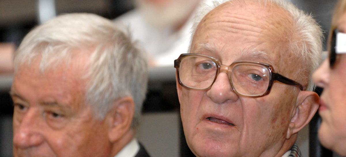 George Litarczek, considerat fondatorul specialității ATI în România, a murit