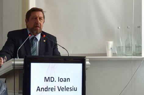 [VIDEO] Conf. univ. dr. Ioan Andrei Vereșiu: Podiatria este mai bine cunoscută în străinătate decât la noi