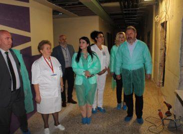 Ministerul Sănătății va investi anul acesta 26 milioane lei în Spitalul Județean din Bistrița