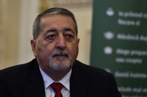 Secretarul de stat Cristian Grasu, numit administrator provizoriu la Antibiotice Iași