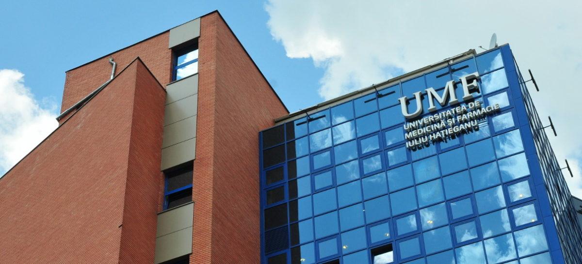 """Universitatea de Medicină şi Farmacie """"Iuliu Haţieganu"""" Cluj-Napoca organizează online toate examenele studenţilor"""