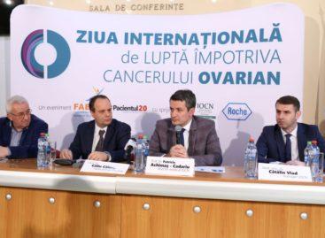 Campanie pentru depistarea precoce a cancerului ovarian, lansată de Federația Asociațiilor Bolnavilor de Cancer și Institutul Oncologic din Cluj