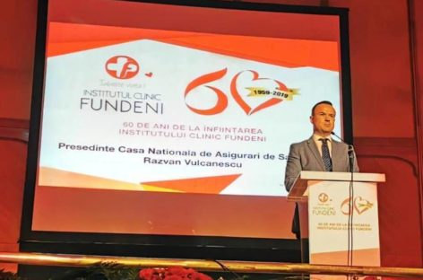 CNAS crește cu până la 40% tariful pe caz ponderat pentru mai multe spitale de elită din România