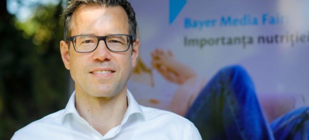 INTERVIU Mike Seidel, Directorul Diviziei Bayer Consumer Health România, Bulgaria şi Republica Moldova: în România piaţa este mai tânără, iar nivelul de cheltuieli cu sănătatea este mult sub media europeană