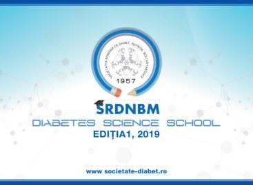 Proiect pentru dezvoltarea profesională în sectorul cercetării pentru tinerii medici din România, lansat de Societatea Română de Diabet