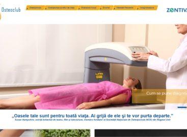 Zentiva România lansează platforma www.osteoclub.ro, website dedicat sănătății oaselor și managementului osteoporozei