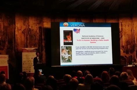 Simpozionul de Studii Clinice 2019   Prof. Dr. Giuseppe Lippi: Mulți medici solicită încă laboratoarelor de analiză teste inultile, irelevante