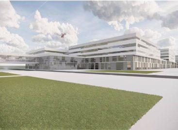 Spitalul regional din Craiova va fi mai mare și mai scump decât spitalele din Iași și Cluj, deși va avea mai puține paturi