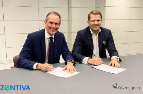 Grupul Zentiva achiziționează operațiunile Alvogen din Europa Centrală și de Est
