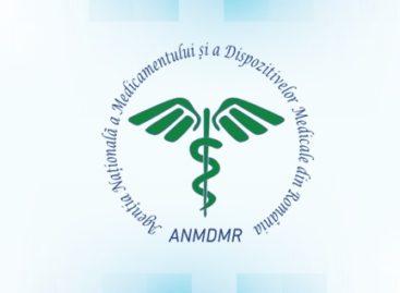 UPDATE: ANMDMR anunță cu întârziere retragerea unor loturi de Debridat care ar putea fi contaminate