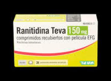 Ranitidina produsă de compania Teva retrasă de pe piață din cauza unor impurități cancerigene