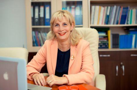 Prof. univ. dr. Anca Buzoianu a fost aleasă rector al UMF Cluj