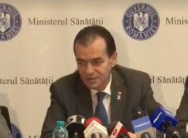 România va constitui stocuri de materiale și medicamente necesare în cazul apariției unor cazuri de infecții cu coronavirus; guvernul ar putea institui măsuri de carantină