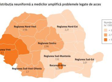 Recordurile negative în materie de sănătate ale României în UE