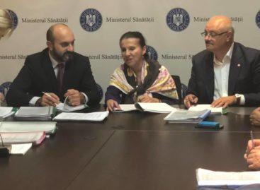 Sindicatele din sectorul public sanitar au semnat noul contract colectiv de muncă cu Ministerul Sănătății, după doi ani de negocieri
