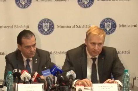 Noul ministru al Sănătății a anunțat 3 direcții prioritare: rezidențiatul, creșterea bugetului și spitalele regionale