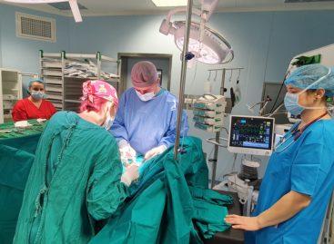 Blocul Operator Central al Spitalului Universitar din Capitală a fost redeschis astăzi după modernizare