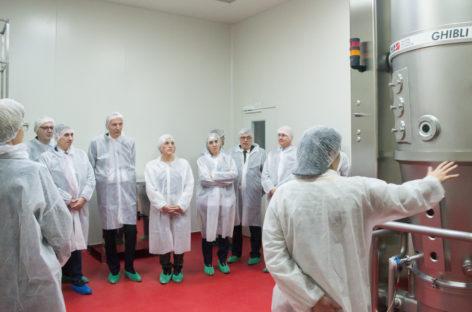 Antibiotice Iași va înregistra 12 noi produse în Serbia până în 2021 în vederea exportului