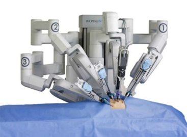 Chirurgie robotică urologică cu robotul da Vinci