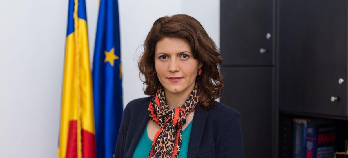 Dr. Roxana Stroe, numită președinte interimar al ANMDMR